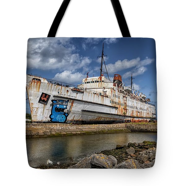 Duke of Lancaster  Tote Bag by Adrian Evans