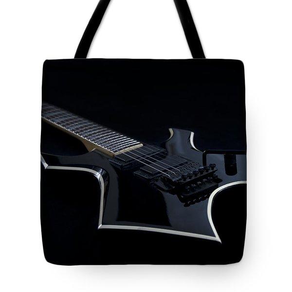 E-Guitar Tote Bag by Melanie Viola