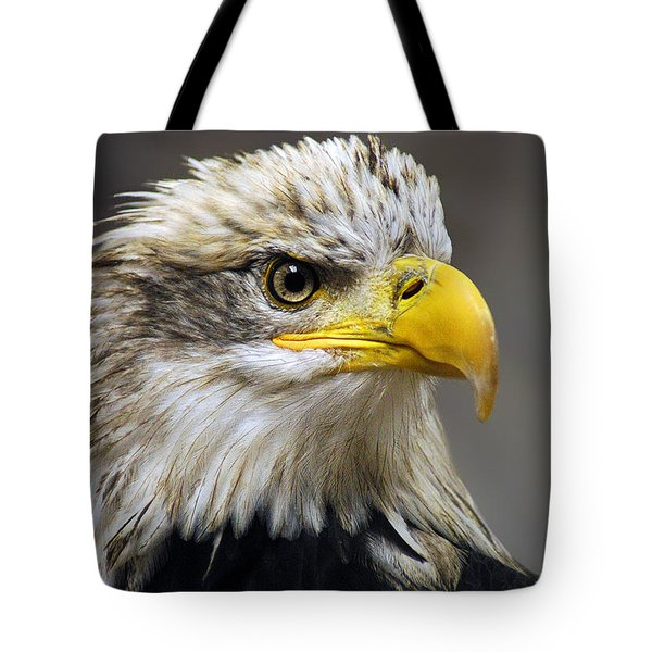 Eagle Tote Bag by Harry Spitz