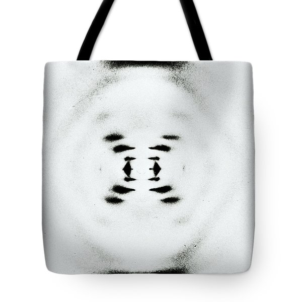 Early Image Of Dna Tote Bag by Omikron