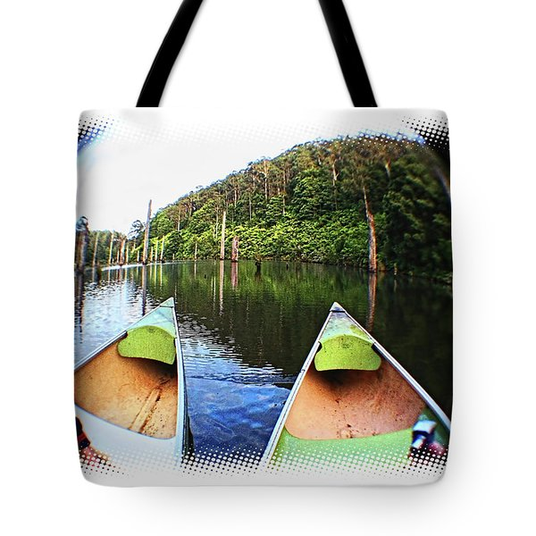Early Morning Tote Bag by Douglas Barnard