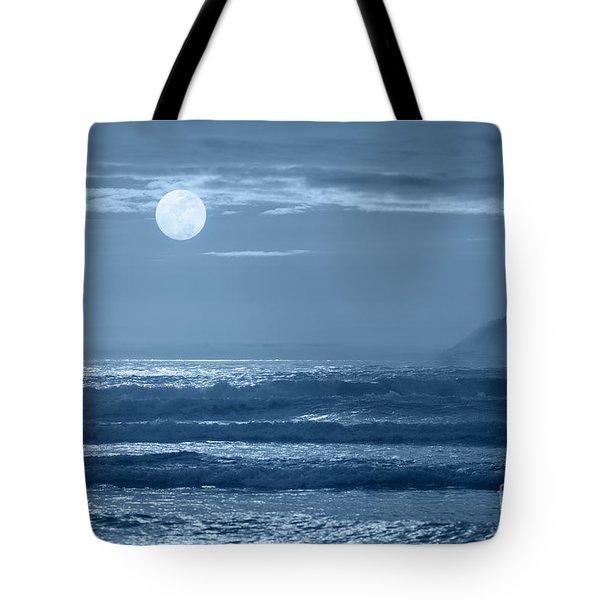 Early  Morning Splendor Tote Bag by Sandra Bronstein