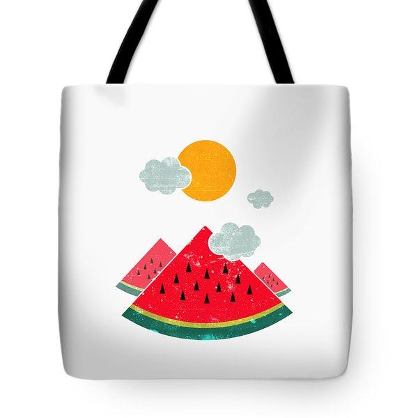 Eatventure Time Tote Bag by Mustafa Akgul