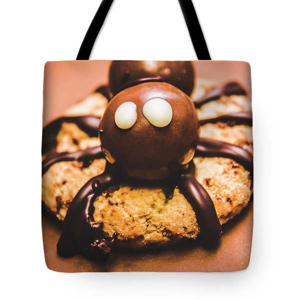 Eerie Monsters. Halloween Baking Treat Tote Bag by Jorgo Photography - Wall Art Gallery
