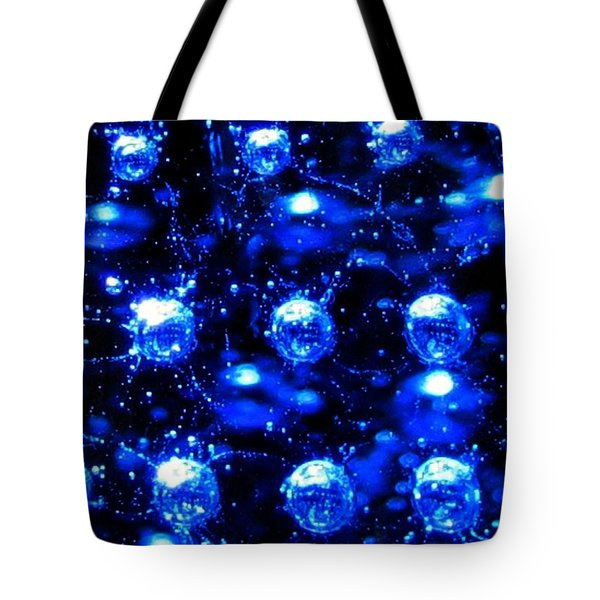 Effervescent Tote Bag by Will Borden