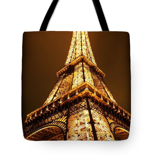 Eiffel Tote Bag by Skip Hunt