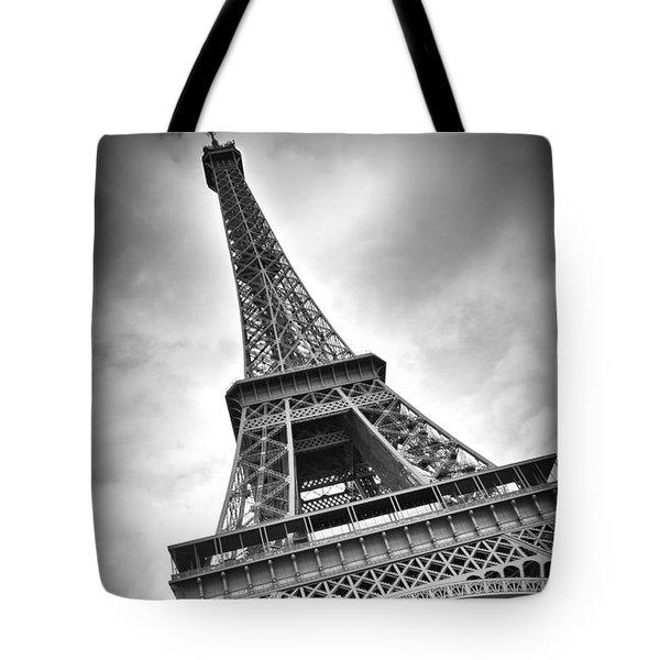 Eiffel Tower Dynamic Tote Bag by Melanie Viola