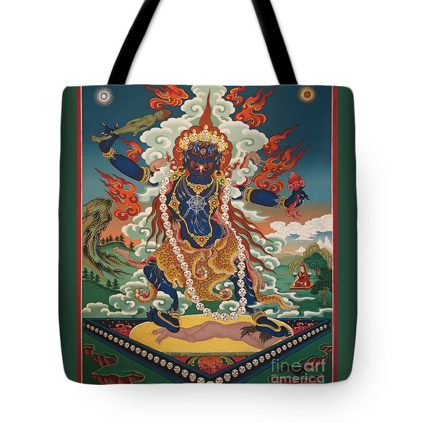 Ekajati Tote Bag by Sergey Noskov