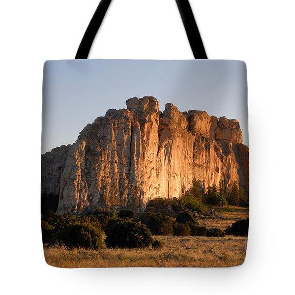 El Morro Tote Bag by David Lee Thompson