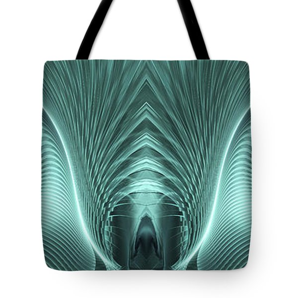 Electric Sheep Tote Bag by John Edwards