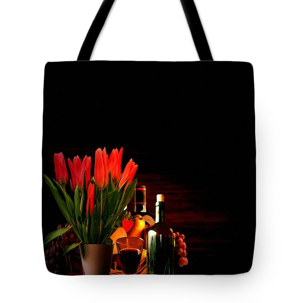 Elegance Tote Bag by Lourry Legarde