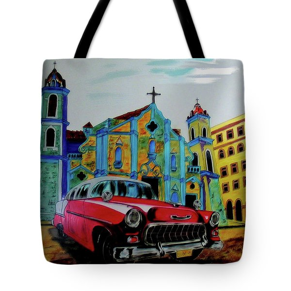 Eleggua Tote Bag by Betta Artusi