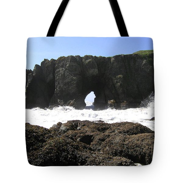 Elephant Rock 2 Tote Bag by Will Borden
