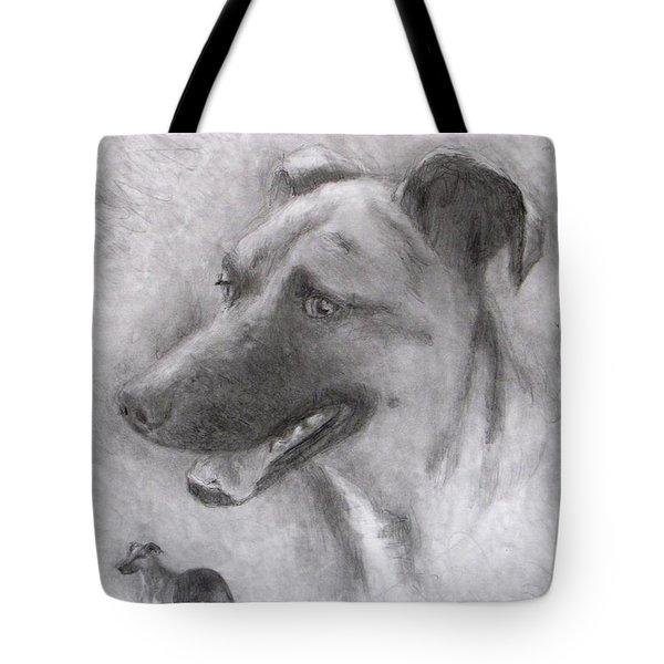 Eliot Tote Bag by Jack Skinner