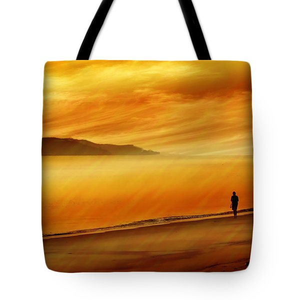 Elixir of Life Tote Bag by Holly Kempe