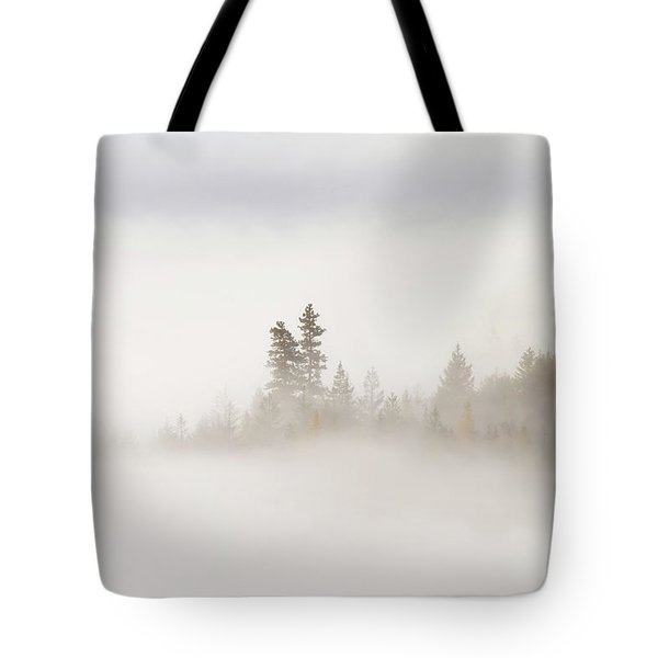 Emergence Tote Bag by Mike  Dawson