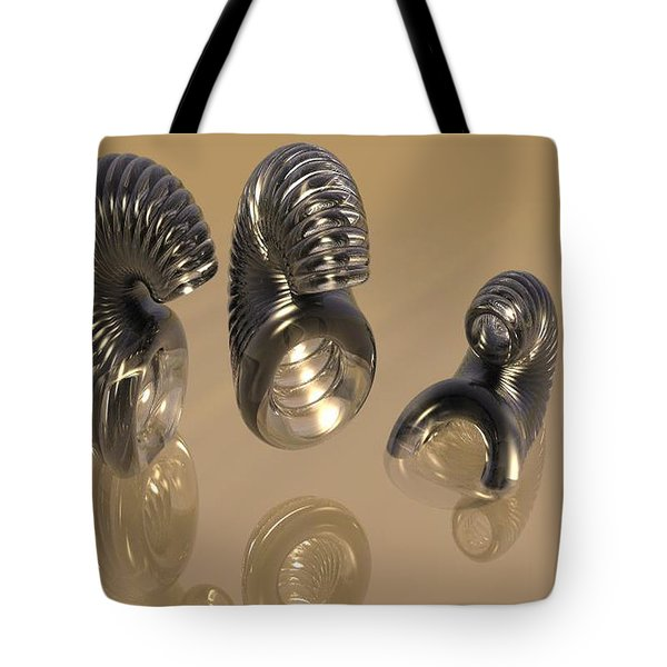 Emerging Tote Bag by Gina Lee Manley