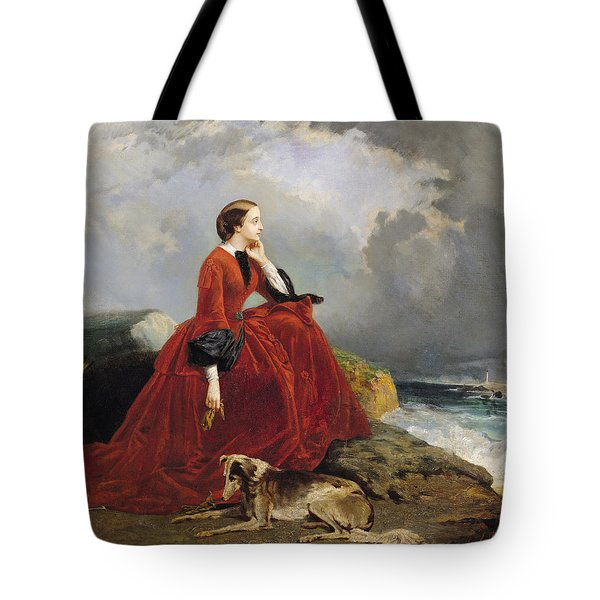 Empress Eugenie Tote Bag by E Defonds