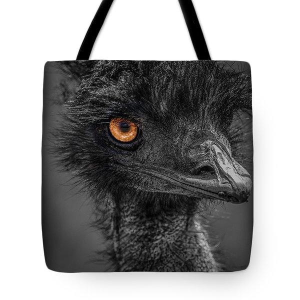 Emu Tote Bag by Paul Freidlund