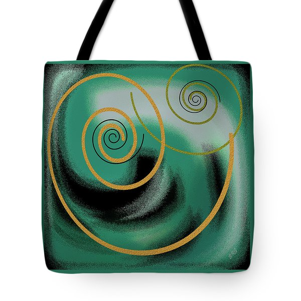 Encounter Tote Bag by Ben and Raisa Gertsberg