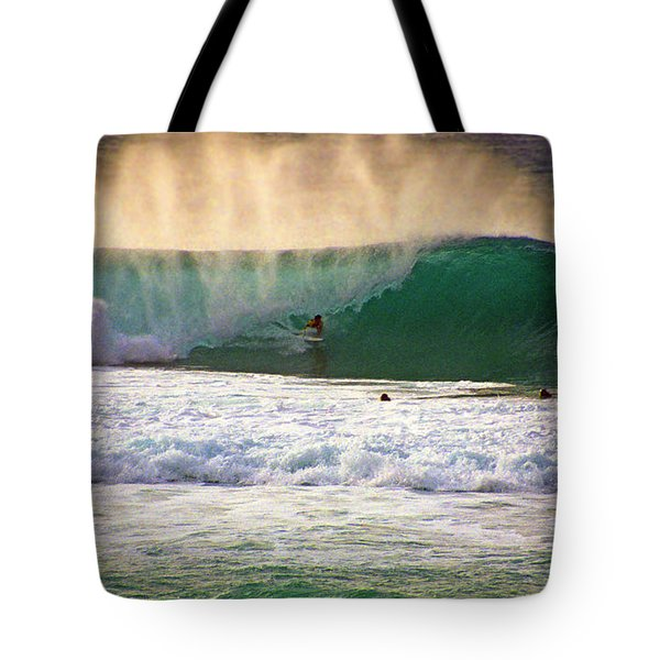End of Light Tote Bag by Kevin Smith