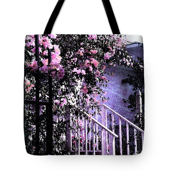 Endless Summer Tote Bag by Susanne Van Hulst