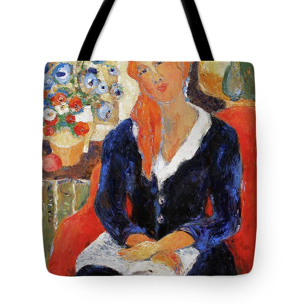 Endurance Tote Bag by Becky Kim