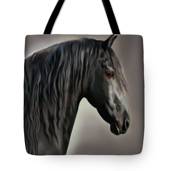 Equus Tote Bag by Corey Ford