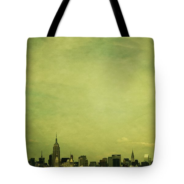 Escaping Urbania Tote Bag by Andrew Paranavitana