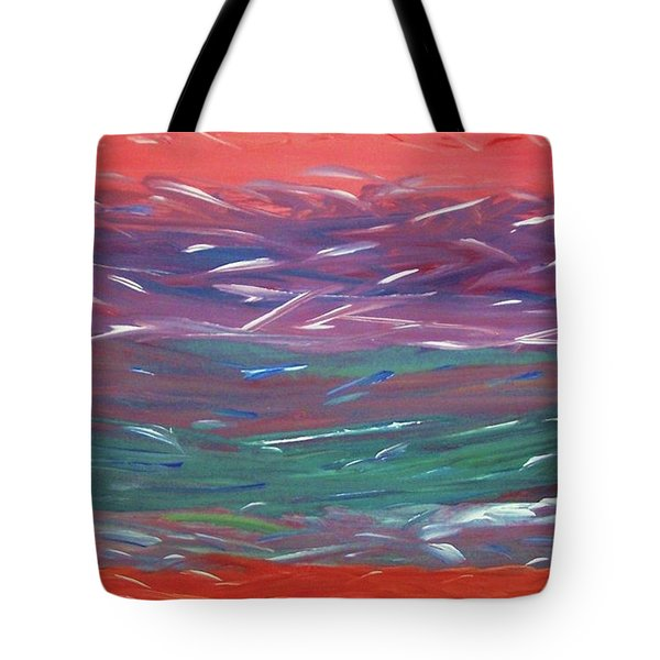 Essence Of The Mind Tote Bag by Ilsy Bu-Orellana