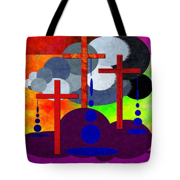 Eternal Consequences Tote Bag by Glenn McCarthy Art and Photography