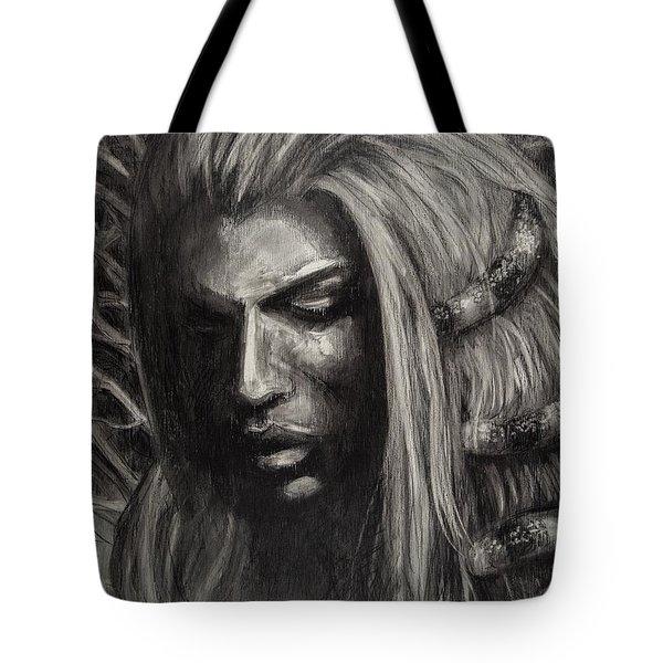 Eve Tote Bag by Jason Reinhardt