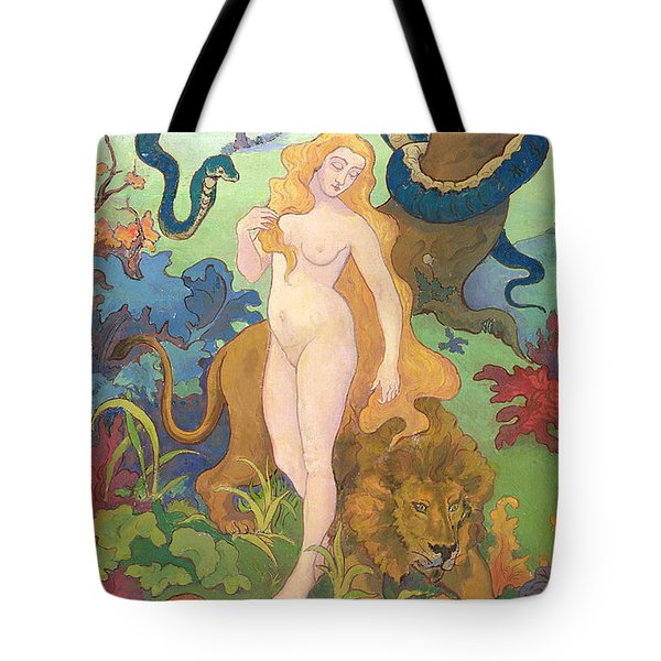 Eve Tote Bag by Paul Ranson
