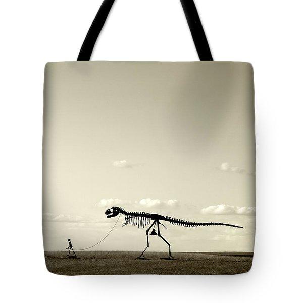 Evolution Tote Bag by Todd Klassy