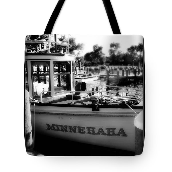 Excelsior 2 Tote Bag by Perry Webster