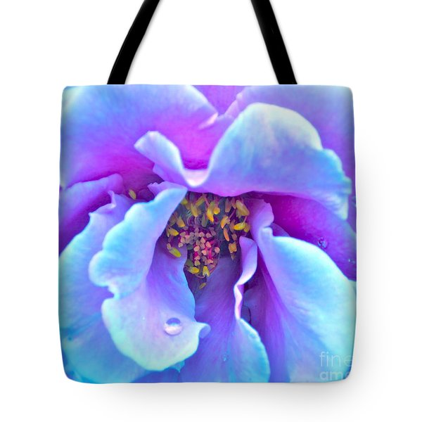 Exotic Dancer Tote Bag by Gwyn Newcombe