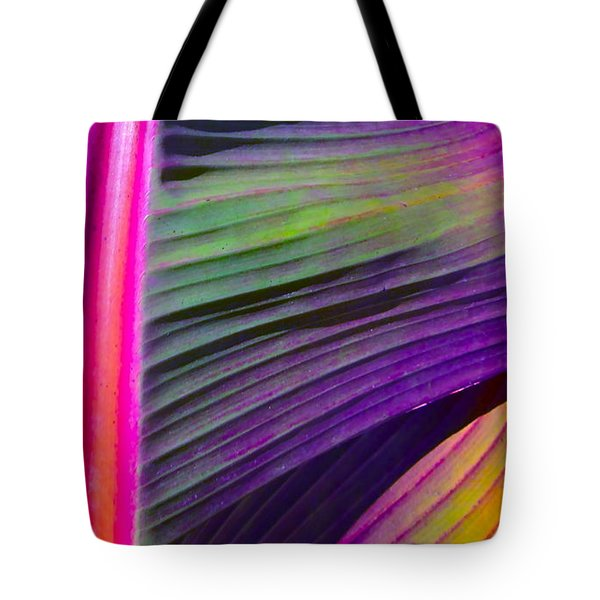 Exposed Tote Bag by Gwyn Newcombe