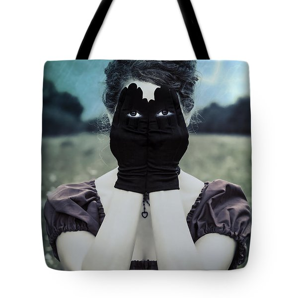 eyes Tote Bag by Joana Kruse
