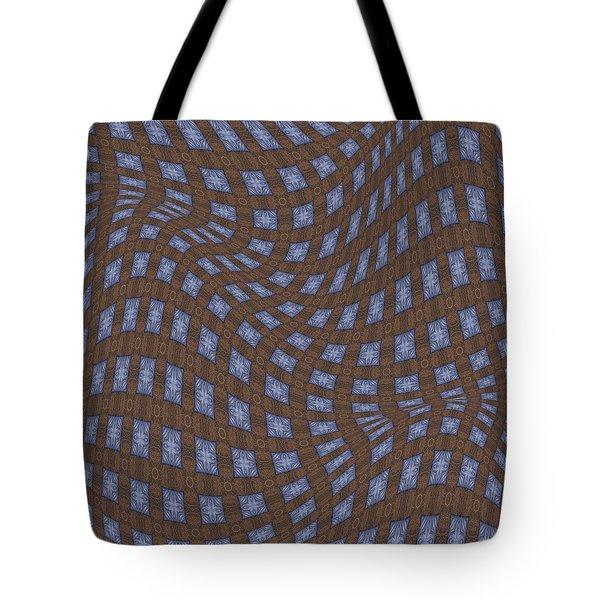 Fabric Design 17 Tote Bag by Karen Musick
