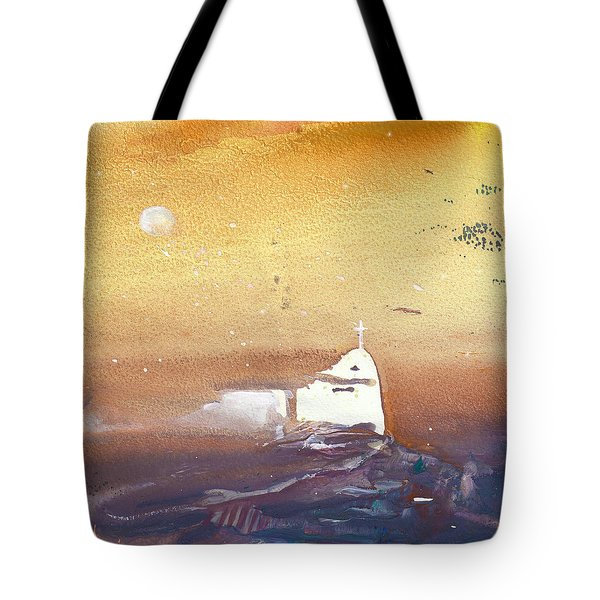Faith Tote Bag by Miki De Goodaboom