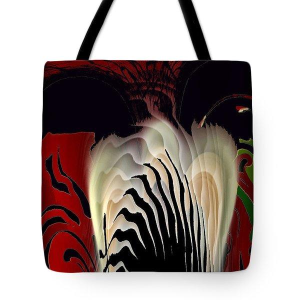 Fantasy Abstract Tote Bag by Natalie Holland