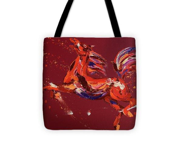 Fantasy Tote Bag by Penny Warden