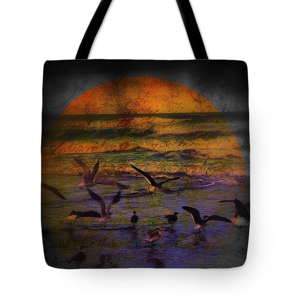 Fantasy Wings Tote Bag by Susanne Van Hulst