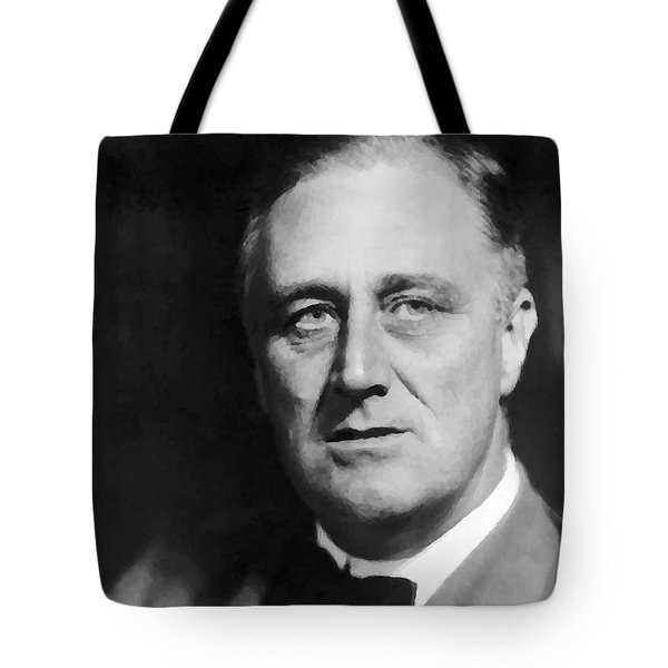 FDR Tote Bag by War Is Hell Store