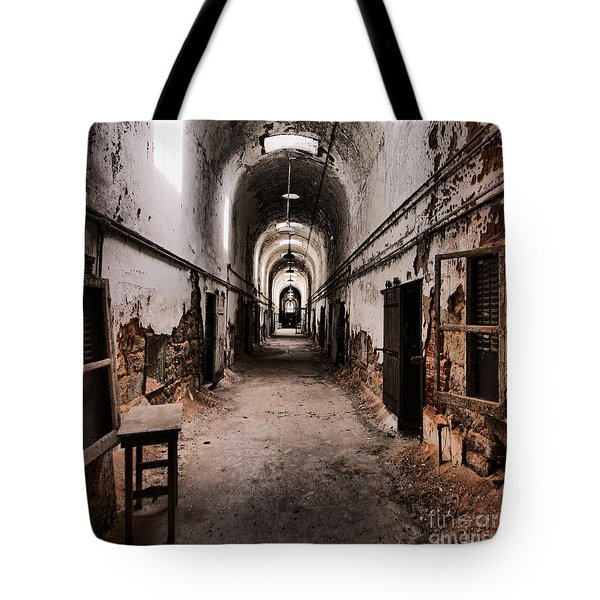 Fear Factor Tote Bag by Andrew Paranavitana