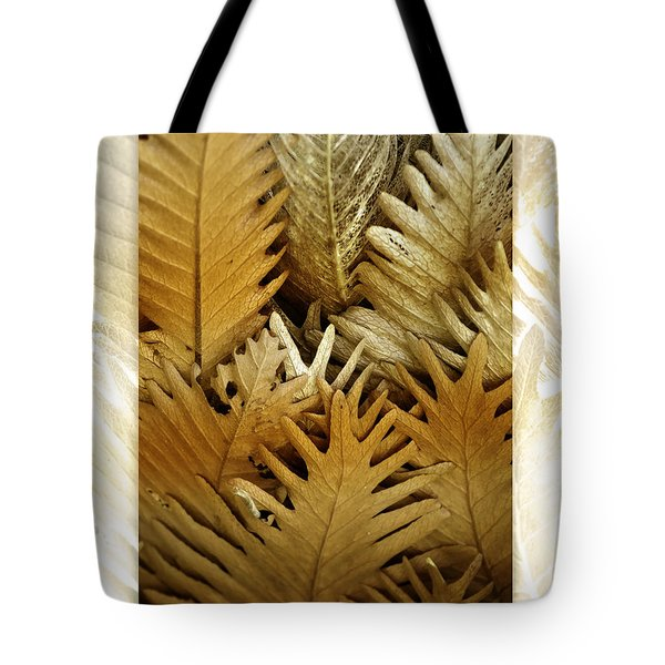 Feeling Nature Tote Bag by Holly Kempe