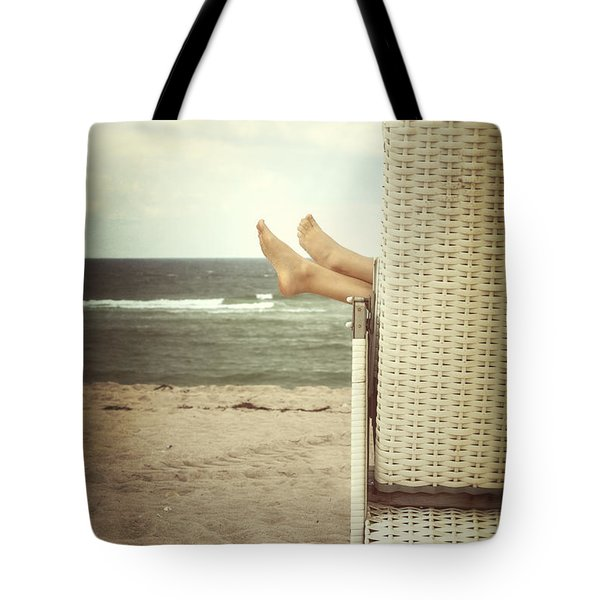 feet Tote Bag by Joana Kruse