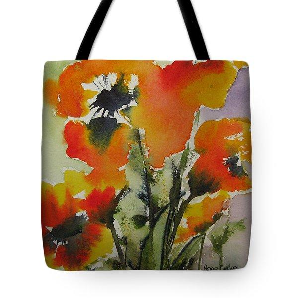 Felicity Tote Bag by Anne Duke