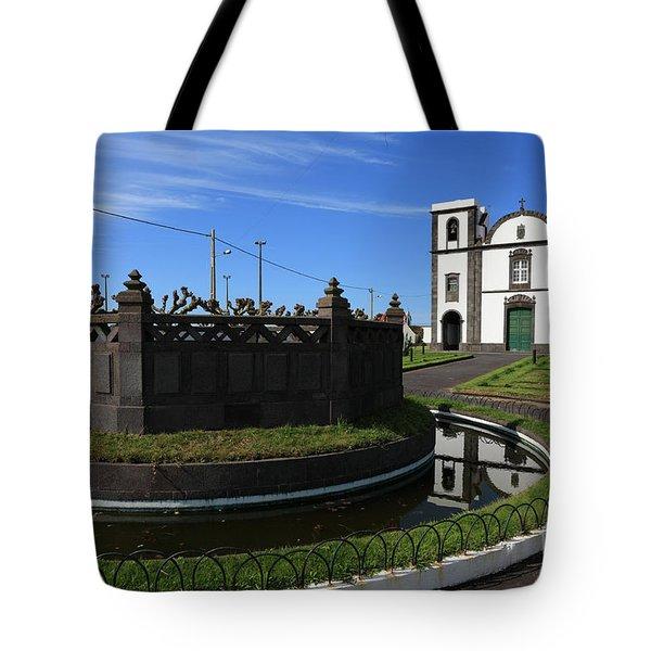 Fenais Da Ajuda - Azores Tote Bag by Gaspar Avila