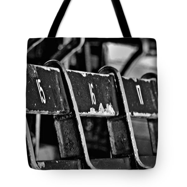 Fenway Too Tote Bag by Donna Shahan